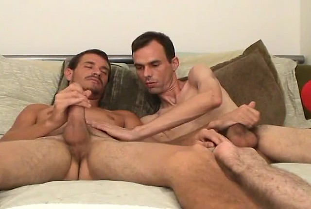 Brandon Otter and David Naples